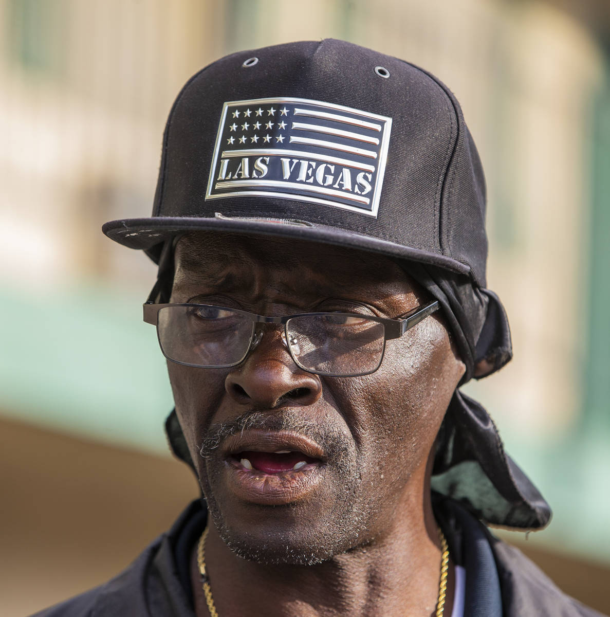 Johnny Wingo is concerned about the lack of resources and kindness for the homeless especially ...