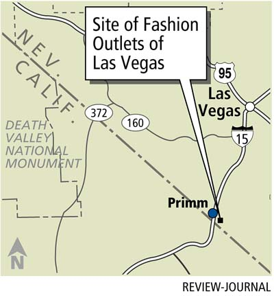 Primm Mall Set To Add Space Las Vegas Review Journal