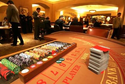 Baccarat bails out Las Vegas | Las Vegas Review-Journal