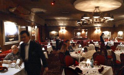 Golden Steer Steak House – Las Vegas Review-Journal