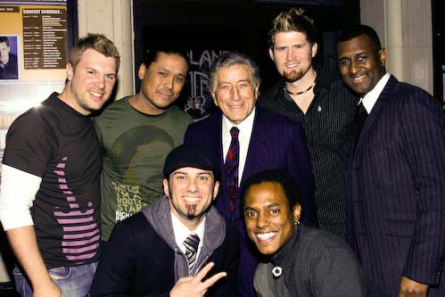 Tony Bennett with Mosaic - Jim Caruso's Cast Party, Mon Jan 28.