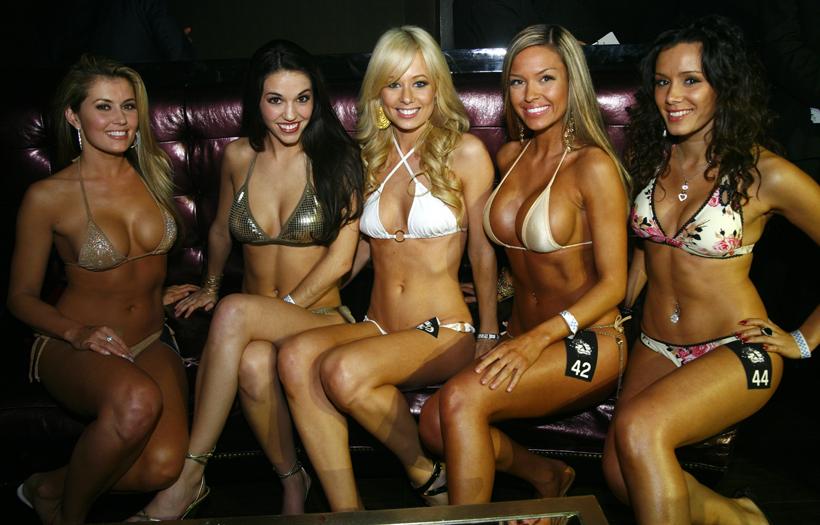 Vegas hot escorts