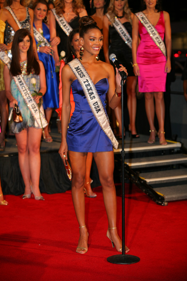 Miss USA Contestants
