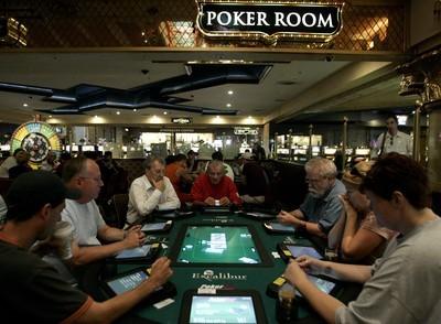 Excalibur poker room joker cesar