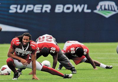 Super Bowl Cardinals Football