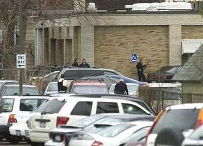 US Hostage Shooting