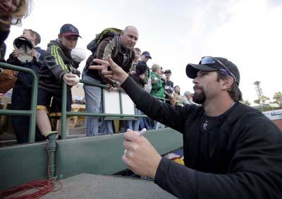 Mariners Rockies Spring Baseball