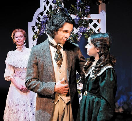 makes a difference - The Secret Garden Musical