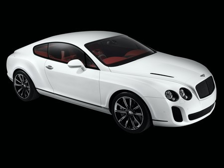 Towbin To Unveil Continental Supersports Bentley S Fastest Model