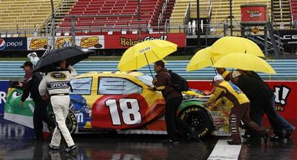 APTOPIX NASCAR Watkins Glen Auto Racing