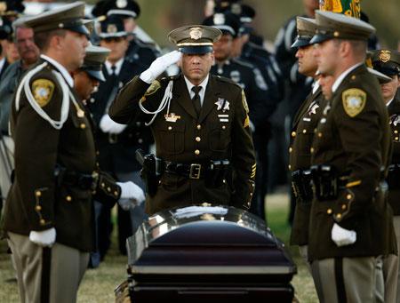 hey trev it s mom slain officer s mother shares stories at