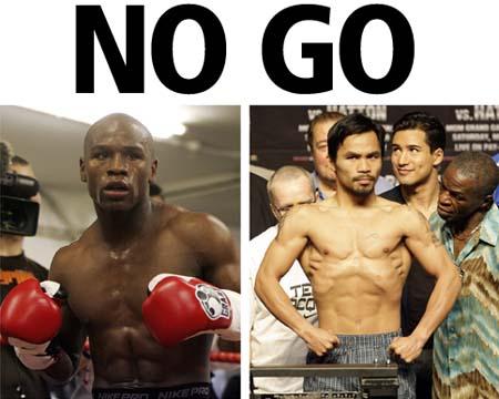 Pacquiao Mayweather Boxing