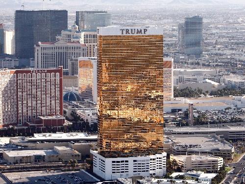 Trump Plaza Las Vegas