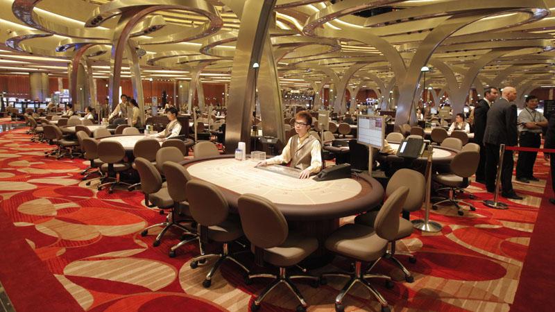 Singapore Casino Sands