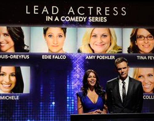 """'The Pacific,""""Glee,' top Emmy Awards nominees 