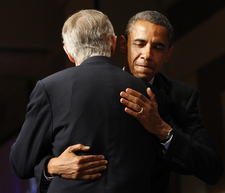 obama with reid4 070810