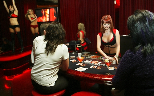 New meaning for going bust  Las Vegas Review-Journal