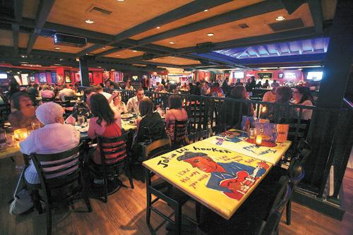B B  King's Blues Restaurant & Club   Las Vegas Review-Journal