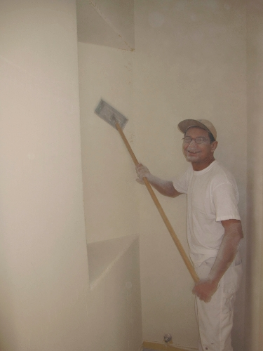 Skim Coating Smooths Over Rough Walls Las Vegas Review Journal