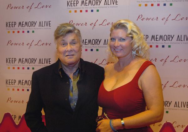"Tony Curtis at ""Keep Memory Alive"" event at the MGM Grand"