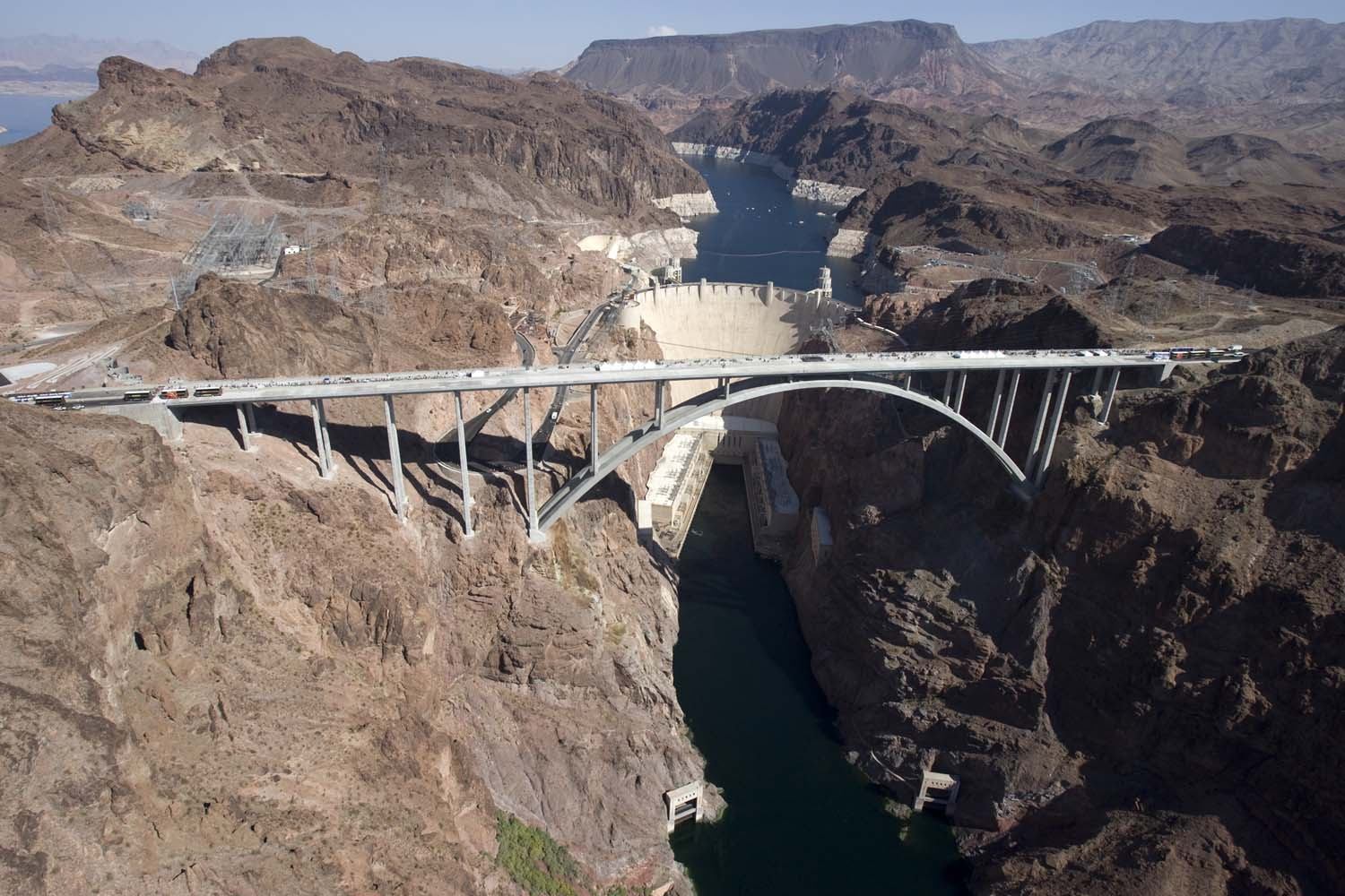 Hoover Dam Bypass Bridge 11 101610
