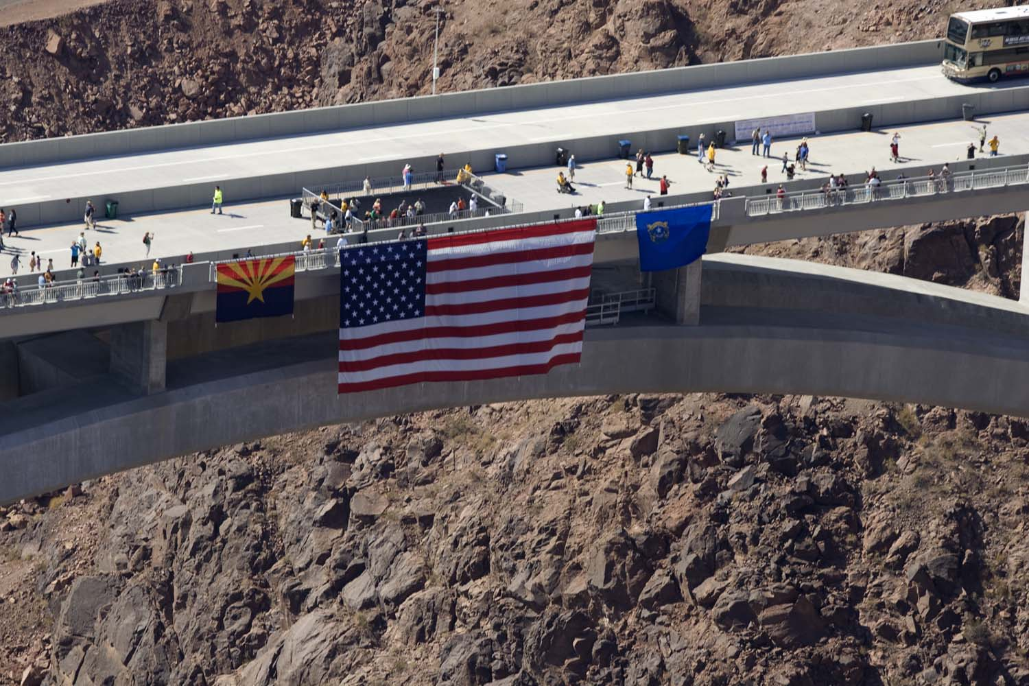 Hoover Dam Bypass Bridge 3 101610