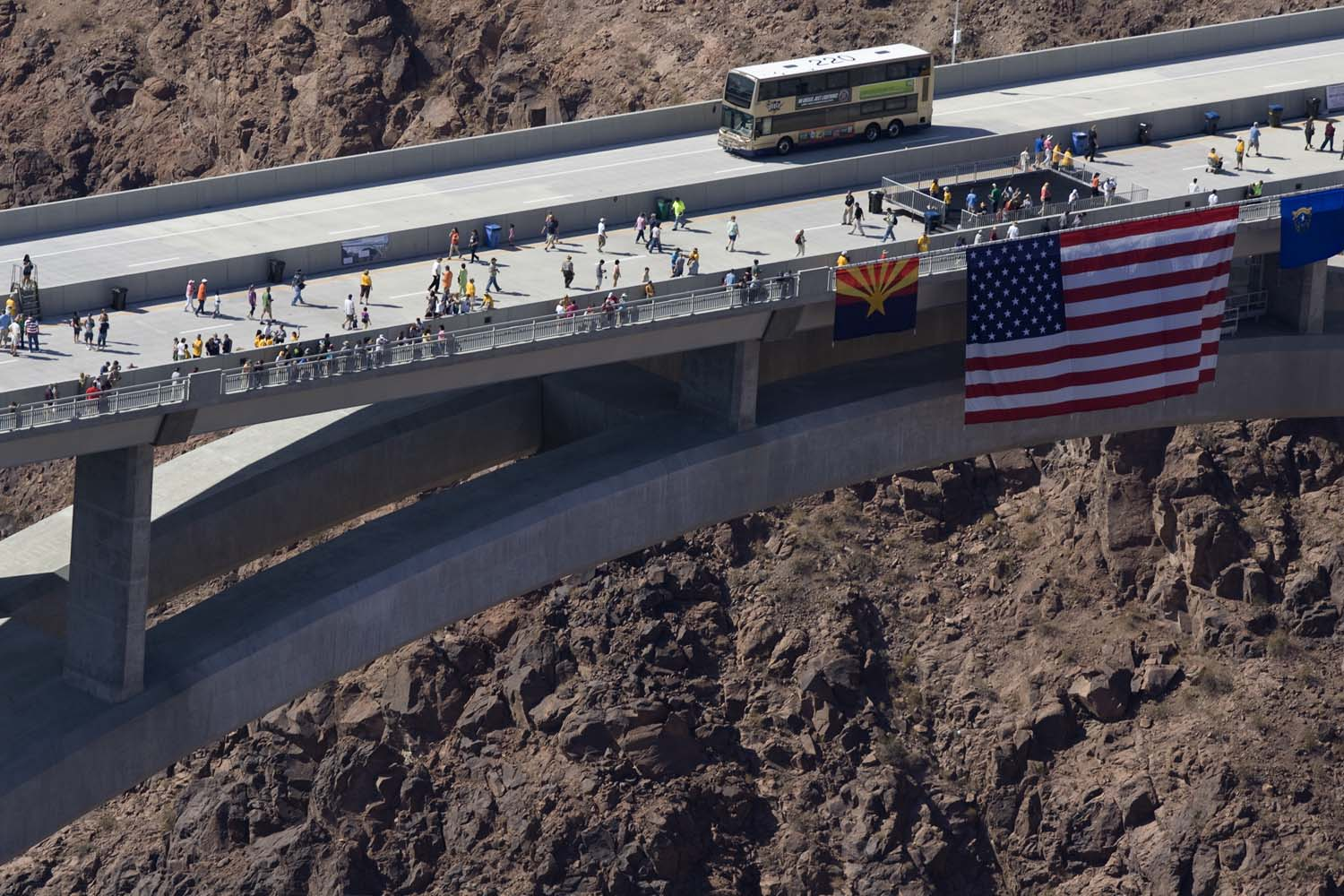 Hoover Dam Bypass Bridge 4 101610