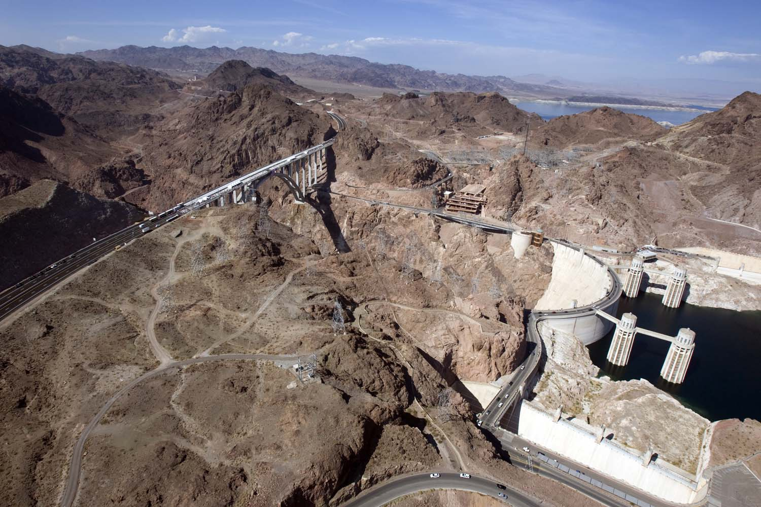 Hoover Dam Bypass Bridge 9 101610