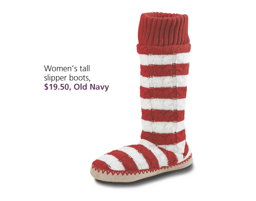 gift guide old navy