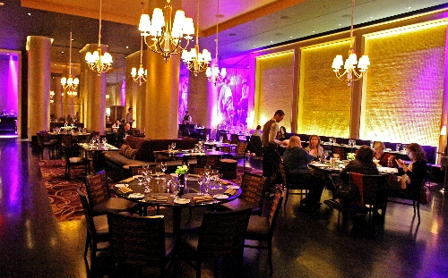 Creative Cuisine Makes For A Dinner Of High Notes At Aria S Sage