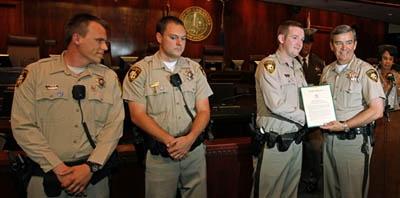 MEDAL OF LIFESAVING State of Nevada NV Life Saving Medal//Award police//fire//EMS