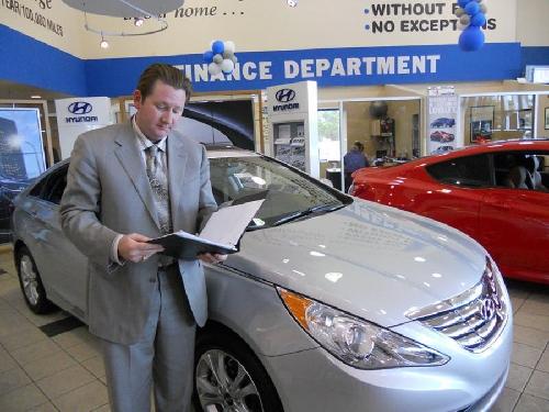 Planet Hyundai GM Grew Up Following Fatheru0027s Footsteps U2013 Las Vegas  Review Journal