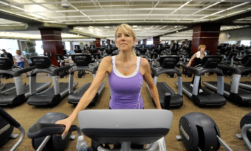 Life time fitness opens with vast resources las vegas