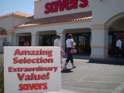 Savers Thrift Store Opens Sixth Las Vegas Valley Location Las Vegas Review Journal