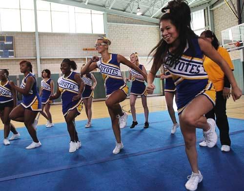 sex southern cheerleaders