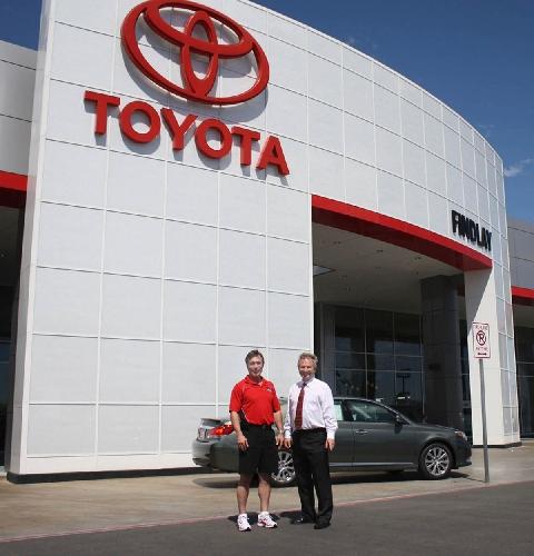 Findlay Toyota Prides Itself On Customer Service, Maintenance