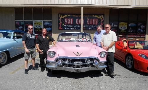 Dream Cars Come Alive In Spring Valley Industrial Complex Las