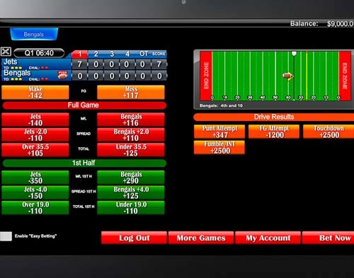 In Game Betting Cantor - image 5
