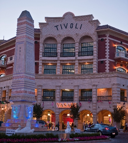 Tivoli village hosts new arts and crafts festival las for Arts and crafts las vegas