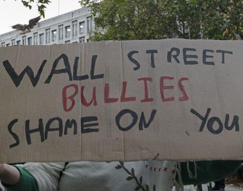 Britain Occupy Wall Street