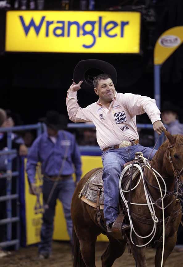 NFR Cody Ohl 120111
