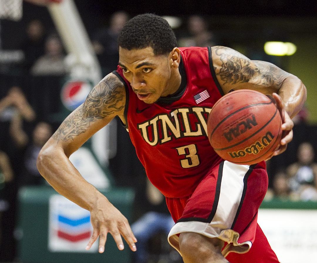UNLV Hawaii Basketball