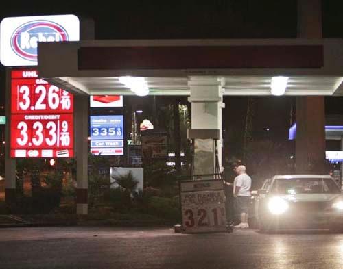 Las Vegas Gasoline Prices Dip Slightly Las Vegas Review Journal