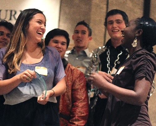 hear  roar coronado high schools newspaper nets win las vegas review journal