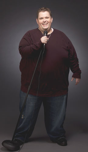 Comedian Ralphie May Has Plenty More To Talk About Than Fat Jokes
