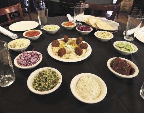 Kosher Halal Options Around Valley Slowly Increasing