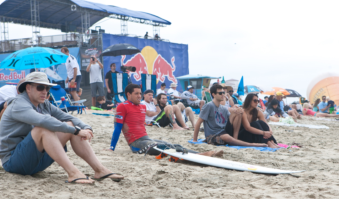 Surfers Shred at U.S. Open of Surfing in Huntington Beach