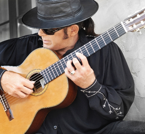 Music All About Earnest Emotion For Guitarist Esteban