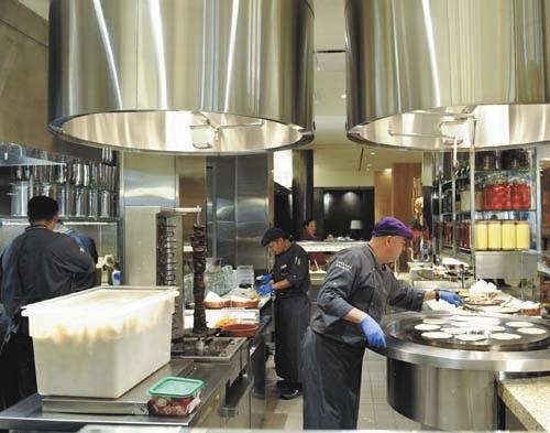 Peachy Caesars Set To Unveil New Bacchanal Buffet Las Vegas Download Free Architecture Designs Barepgrimeyleaguecom