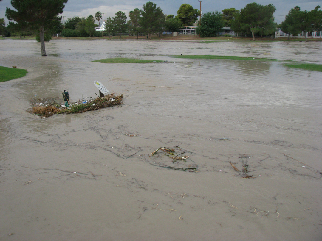 FLOOD CHANNEL-OCT07-10